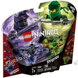 70664 SPINJITZU LLOYD & GARMADON KLOCKI LEGO NINJAGO
