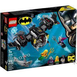 76116 ŁÓDŹ PODWODNA BATMANA (Batman Batsub and the Underwater Clash) - KLOCKI LEGO SUPER HEROES