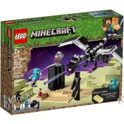 21151 WALKA W KRESIE (The End Battle)- KLOCKI LEGO MINECRAFT