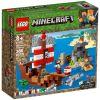 21152 PRZYGODA NA STATKU PIRACKIM (Pirate Ship)- KLOCKI LEGO MINECRAFT