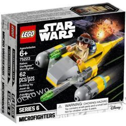 75223 NABOO STARFIGHTER - KLOCKI LEGO STAR WARS