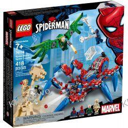 76114 MECHANICZNY PAJĄK SPIDER-MANA (Spider-Man's Spider Crawler) - KLOCKI LEGO SUPER HEROES