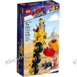 70823 TRÓJKOŁOWIEC EMMETA (Emmet's Thricycle!) KLOCKI LEGO MOVIE 2