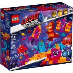 70825 PUDEŁKO KONSTRUKTORA KRÓLOWEJ WISIMI (Queen Watevra's Build Whatever Box!) KLOCKI LEGO MOVIE 2