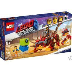70827 ULTRAKOCIA I LUCY WOJOWNICZKA (Ultrakatty & Warrior Lucy!) KLOCKI LEGO MOVIE 2