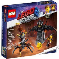 70836 BATMAN I STALOWOBRODY (Battle-Ready Batman and MetalBeard) KLOCKI LEGO MOVIE 2