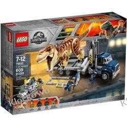 75933 TRANSPORT TYRANOZAURA (T. Rex Transport) - KLOCKI LEGO JURASSIC WORLD
