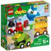 10886 MOJE PIERWSZE SAMOCHODZIKI (My First Car Creations) KLOCKI LEGO DUPLO