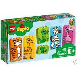10885 MOJA PIERWSZA UKŁADANKA (My First Fun Puzzle) KLOCKI LEGO DUPLO