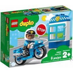 10900 MOTOCYKL POLICYJNY (Police Bike) KLOCKI LEGO DUPLO