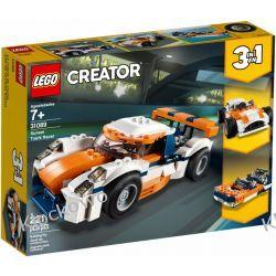 31089 SŁONECZNA WYŚCIGÓWKA (Sunset Track Racer) KLOCKI LEGO CREATOR
