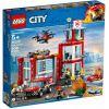 60215 REMIZA STRAŻACKA (Fire Station) KLOCKI LEGO CITY