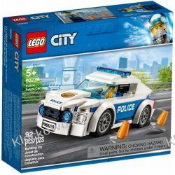 60239 SAMOCHÓD POLICYJNY (Police Patrol Car) KLOCKI LEGO CITY