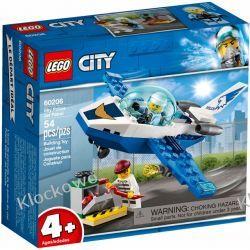 60206 POLICYJNY PATROL POWIETRZNY (Jet Patrol) KLOCKI LEGO CITY