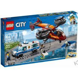 60209 RABUNEK DIAMENTÓW (Diamond Heist) KLOCKI LEGO CITY
