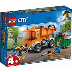 60220 ŚMIECIARKA (Garbage Truck) KLOCKI LEGO CITY