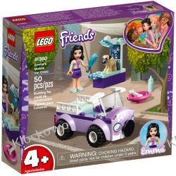 41360 MOBILNA KLINIKA WETERYNARYJNA EMMY (Emma's Mobile Veterinary Clinic) KLOCKI LEGO FRIENDS