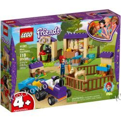 41361 STAJNIA ZE ŹREBAKAMI MII (Mia's Foal Stable) KLOCKI LEGO FRIENDS