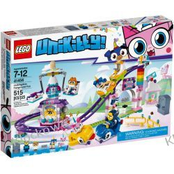 41456 PLAC ZABAW W KICIROŻKOWIE™ (Unikingdom Fairground Fun) KLOCKI LEGO UNKITTY