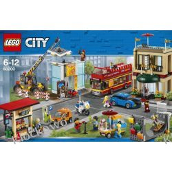 60200 STOLICA  (Capital City) KLOCKI LEGO CITY
