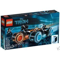 21314 LEGO TRON DZIEDZICTWO (TRON: Legacy) KLOCKI LEGO IDEAS
