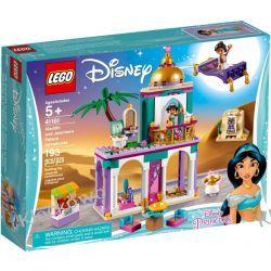 41161 PAŁACOWE PRZYGODY ALADYNA I DŻASMINY(Aladdin's and Jasmine's Palace Adventures) KLOCKI LEGO DISNEY PRINCESS