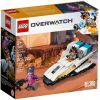 75970 SMUGA VS. TRUPIA WDOWA (Tracer vs. Widowmaker) - KLOCKI LEGO OVERWATCH