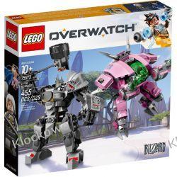 75973 D.VA & REINHARDT - KLOCKI LEGO OVERWATCH
