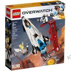 75975 POSTERUNEK GIBRALTAR (Watchpoint: Gibraltar) - KLOCKI LEGO OVERWATCH