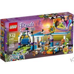 41350 MYJNIA SAMOCHODOWA (Spinning Brushes Car Wash) KLOCKI LEGO FRIENDS
