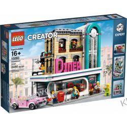 10260 BISTRO W ŚRÓDMIEŚCIU (Downtown Diner) - KLOCKI LEGO EXCLUSIVE