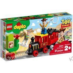 10894 POCIĄG Z TOY STORY KLOCKI LEGO DUPLO