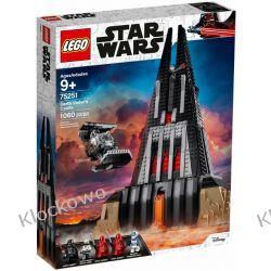 75251 ZAMEK DARTHA VADERA (Darth Vader's Castle) - KLOCKI LEGO STAR WARS