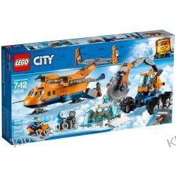 60196 ARKTYCZNY SAMOLOT DOSTAWCZY (Arctic Supply Plane) KLOCKI LEGO CITY