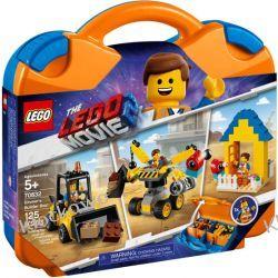 70832 ZESTAW KONSTRUKCYJNY EMMETA (Emmet's Builder Box!) KLOCKI LEGO MOVIE 2