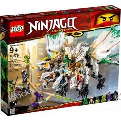 70679 ULTRASMOK (The Ultra Dragon) KLOCKI LEGO NINJAGO