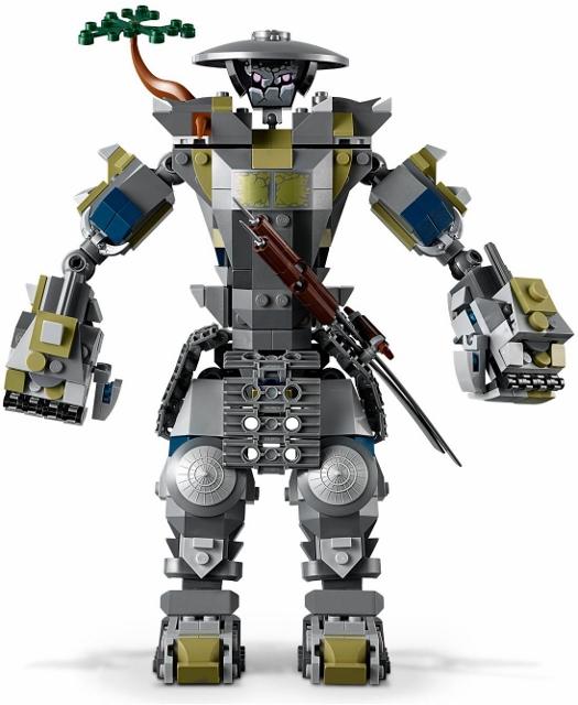 70658 Tytan Oni Oni Titan Klocki Lego Ninjago Lego Ninjago Klocki