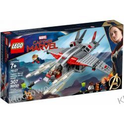 76127 KAPITAN MARVEL I ATAK SKRULLÓW (Captain Marvel and The Skrull Attack)- KLOCKI LEGO SUPER HEROES
