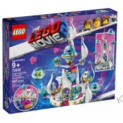 70838 PAŁAC KRÓLOWEJ WISIMI (Queen Watevra's 'So-Not-Evil' Space Palace)KLOCKI LEGO MOVIE 2