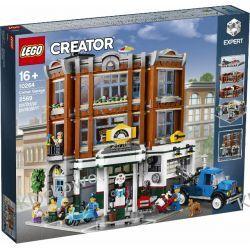 10264 WARSZTAT NA ROGU (Corner Garage) - KLOCKI LEGO EXCLUSIVE