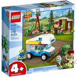 10769 WAKACJE W KAMPERZE KLOCKI LEGO TOY STORY