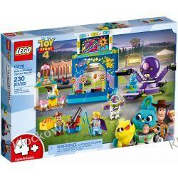 10770 KARNAWAŁOWE SZALEŃSTWO CHUDEGO I BUZZA KLOCKI LEGO TOY STORY