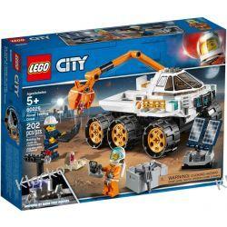 60225 JAZDA PRÓBNA ŁAZIKIEM (Rover Testing Drive) KLOCKI LEGO CITY