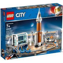 60228 CENTRUM LOTÓW KOSMICZNYCH (Deep Space Rocket and Launch Control) KLOCKI LEGO CITY