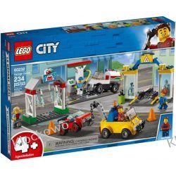 60232 CENTRUM  MOTORYZACYJNE  (Garage Centre) KLOCKI LEGO CITY
