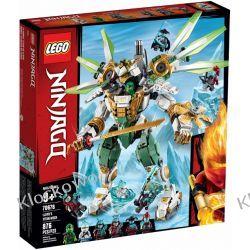 70676 MECHANICZNY TYTAN LLOYDA (Lloyd's Titan Mech) KLOCKI LEGO NINJAGO