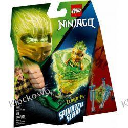 70681 POTĘGA SPINJITZU - LLOYD (Spinjitzu Slam - Lloyd) KLOCKI LEGO NINJAGO