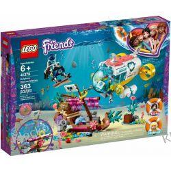 41378 NA RATUNEK DELFINOM (Dolphins Rescue Mission) KLOCKI LEGO FRIENDS