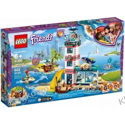 41380 CENTRUM RATUNKOWE W LATARNI MORSKIEJ (Lighthouse Rescue Centre) KLOCKI LEGO FRIENDS