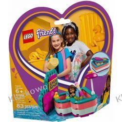 41384 PUDEŁKO PRZYJAŹNI ANDREI (Andrea's Summer Heart Box) KLOCKI LEGO FRIENDS